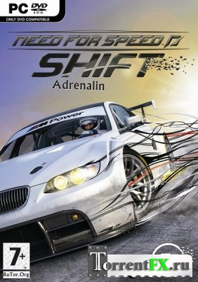 Need for Speed: Shift. Adrenalin | Repack