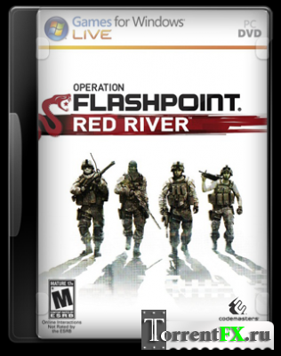 Operation Flashpoint: Red River RePack