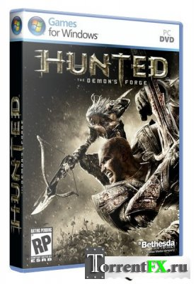 Hunted.The Demons Forge (RUS / ENG) [Repack]
