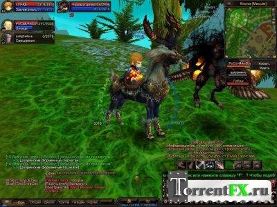 4Story: Войны Королевств (2009) PC