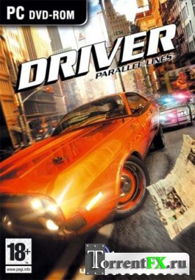 Driver - Parallel Lines Repack by MOP030B
