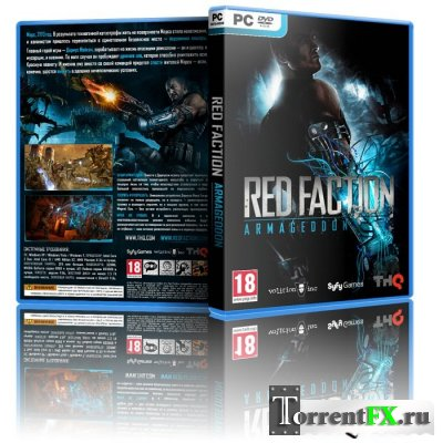 Red Faction: Armageddon (2011) РС | Repack