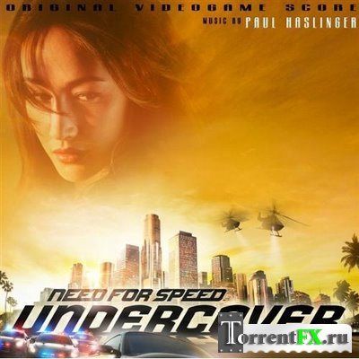 OST. NFS: Undercover (Original Score) (2008) MP3