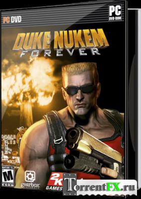 Duke Nukem Forever (RUS) [L]