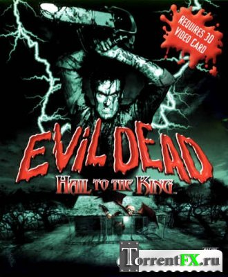 Evil Dead: Hail to the King [P] [RUS / RUS] (2001)