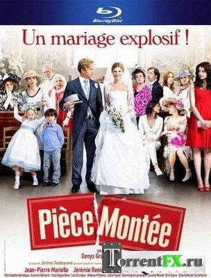Свадебный торт / Piece montee