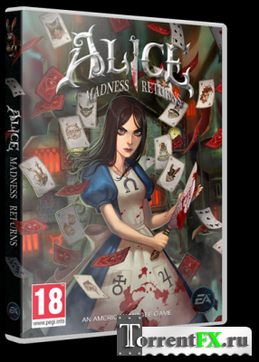 Alice: Madness Returns / Алиса: Безумие Возвращается (ENG) [L]