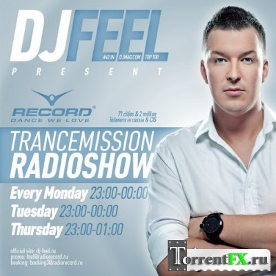DJ Feel - TranceMission [06-13]