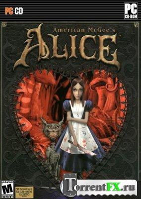 Америкэн Макги: Алиса HD / American McGee's Alice HD (RUS/ENG) [RePack]