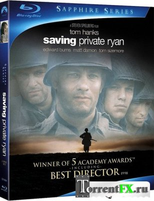 Спасти рядового Райана / Saving Private Ryan BDRip 720p