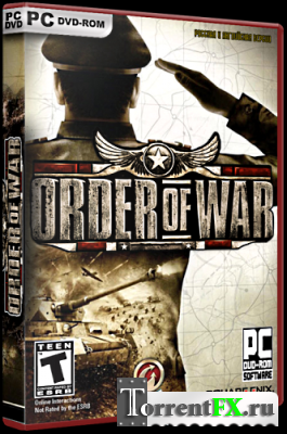 Order of War: Освобождение (2009) РС | RePack