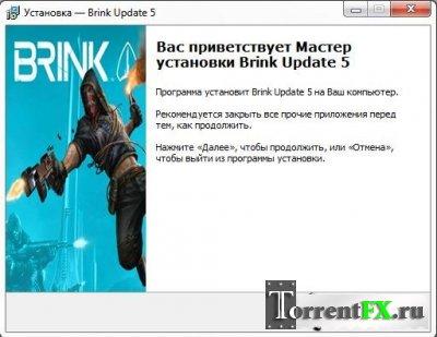 Brink Update 1 - 6 Skidrow + Crack [EXE]