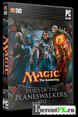 Magic The Gathering Duels of the Planeswalkers 2012 (ENG) [L]