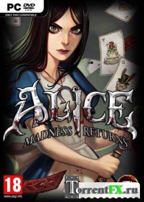 Alice: Madness Returns Русификатор (любительский) (текст)