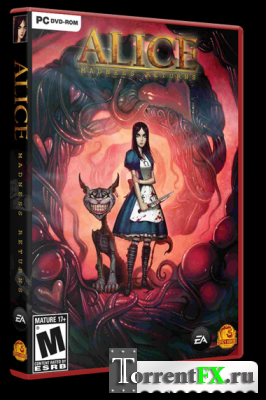 Alice.Madness Returns + 2 DLC (RUS / ENG) [Repack]