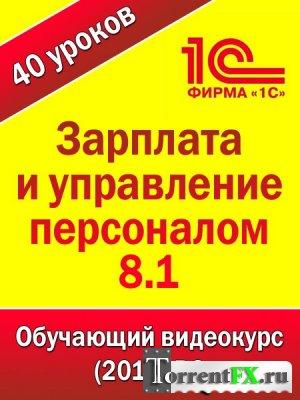 1С: Предприятие 8.0/8.1. Конфигурация «Зарплата и управление персоналом». Обучающий видеокурс