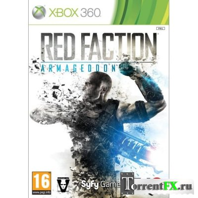 [XBox360] Red Faction: Armageddon (Demo) [R-Free|RUS]