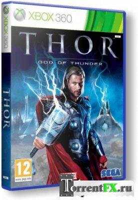[XBox360] Thor: God of Thunder [2011/ENG]