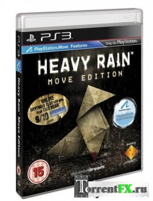 [PS3]Heavy Rain [2010/Rus]