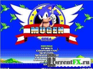 M.U.G.E.N Sega Fighting (Evolution) 2 / Сега Битва Эволюция 2