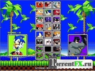 M.U.G.E.N Sega Fighting (Evolution) 2 / ���� ����� �������� 2