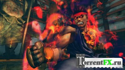 Super Street Fighter IV: Arcade Edition (RUS/ENG)
