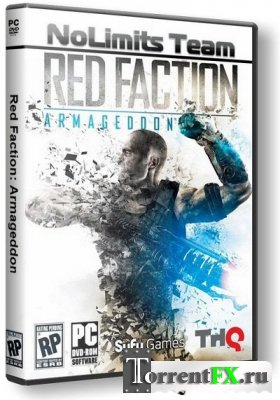 Red Faction: Armageddon RePack от R.G. NoLimits-Team GameS