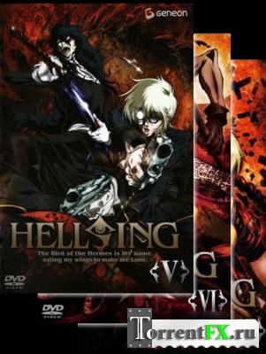 Хеллсинг OVA / Hellsing Ultimate OVA (Токоро Томокадзу)[OVA] [1-7 из 10]