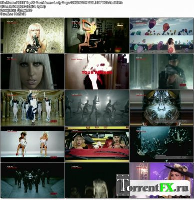 Lady Gaga - Fuse Top 20 Countdown
