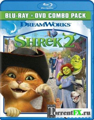 Шрэк 2 3D / Shrek 2 3D