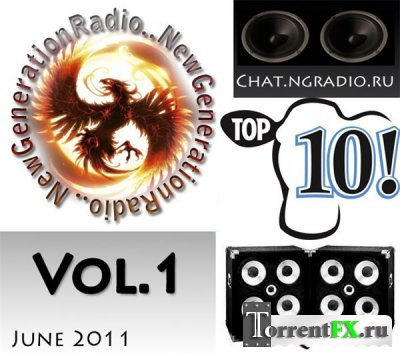 VA - New Generation Radio - TOP 10 Vol.1