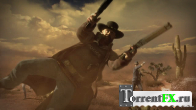 Call of Juarez: The Cartel | Трейлер