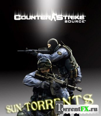 Counter-Strike: Source - ���� + �������������� [���������� �� v1.0.0.64 Non-Steam]