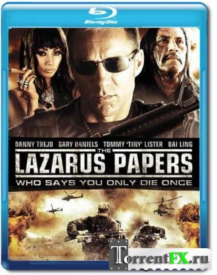 ������� ������ / The Lazarus Papers (2010) HDRip