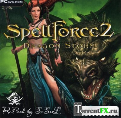 SpellForce 2: Dragon Storm