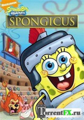 Губка Боб Квадратные Штаны / SpongeBob SquarePants [s07xe1-14,16,18 - 19, 26, 28-29]