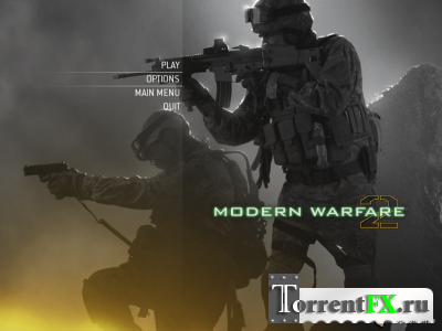 Англофикатор для Call of Duty: Modern Warfare 2 (Текст / Звук)