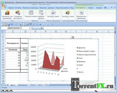 Microsoft Office Excel 2007. Продвинутый обучающий видеокурс