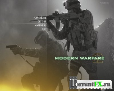 Call of Duty: Modern Warfare 2 [ENG] [Multiplayer Only] [Repack]
