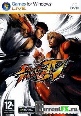 Super Street Fighter 4: Arcade Edition [update 1] | RePack �� R.G. Catalyst
