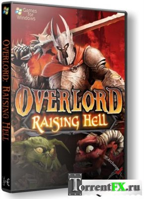 Overlord: Raising Hell v. 1.4 | RepacK BY ..::ArchangeL::..