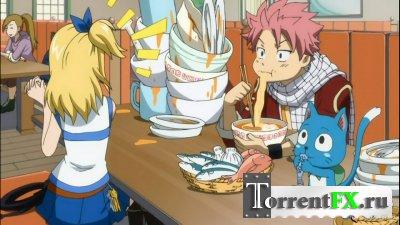 Сказка о Хвосте Феи | Fairy Tail [1-88 из 200+] [2009 - 2011 гг., HDTVRip] + OVA 1-2 [DVDRip]