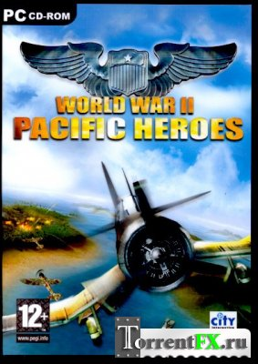 Пушка, шлем и два крыла / World War 2: Pacific Heroes