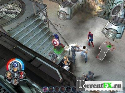 ������: ����������� ������ / Marvel: Ultimate Alliance