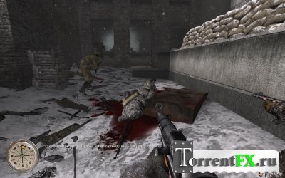 Call of Duty 2 - Carnage mod
