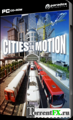 Cities in Motion / ������������ ������� | RePack