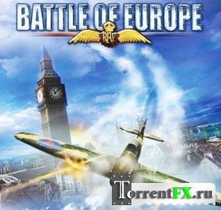 Рыцари неба. Асы королевских ВВС / Battle of Europe: Royal Air Forces