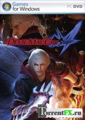 Devil May Cry 4 | Lossless RePack