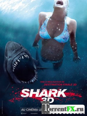 Челюсти 3D / Shark Night 3D | Трейлер