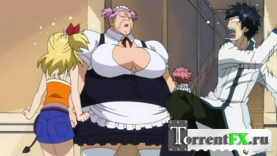 Сказка о Хвосте Феи | Fairy Tail [1-90 из 200+] [2009 - 2011 гг., HDTVRip] + OVA 1-2 [DVDRip]